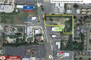 PRIME COMMERCIAL SITE - 3519 Central Avenue