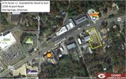 BUILD TO SUIT OPPORTUNITY ON .75 AC - 1537 Airport Road